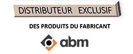 Distributeur Exclusif ABM